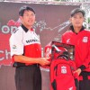 Honda Red Champion